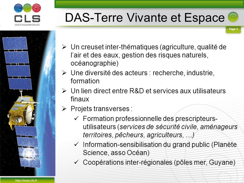 DAS-Terre Vivante et Espace