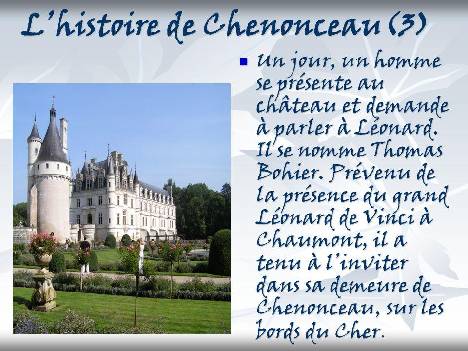 L'histoire de Chenonceau(3)