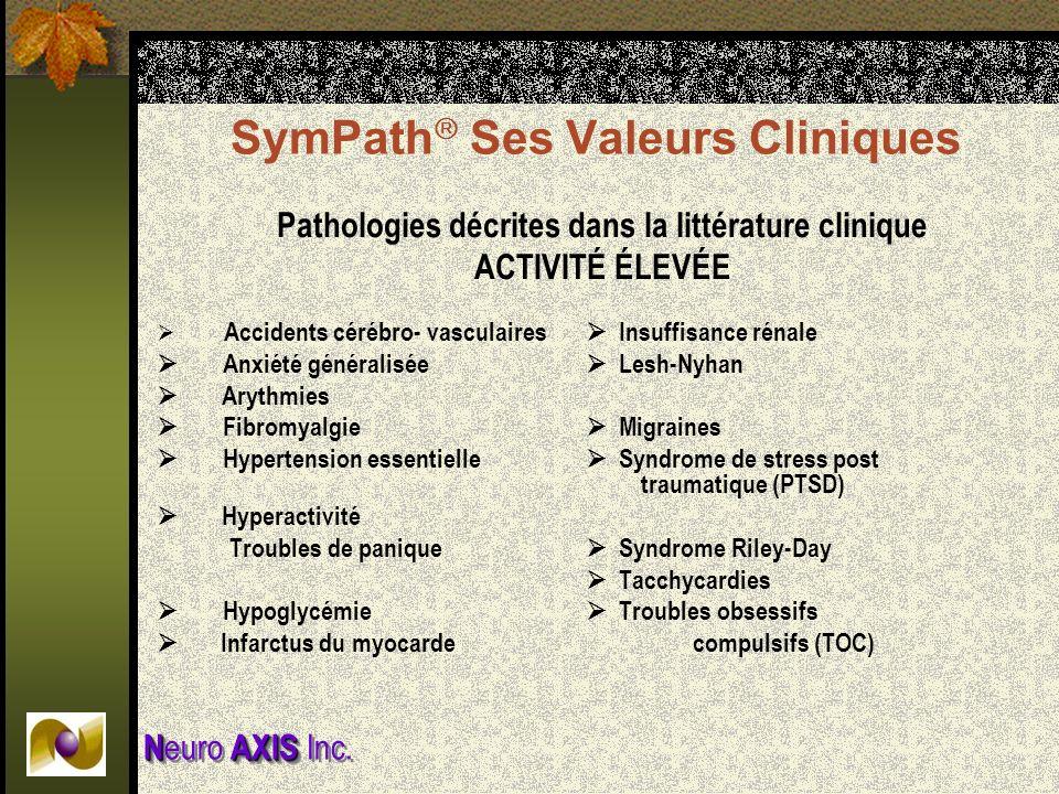SymPath Ses Valeurs Cliniques