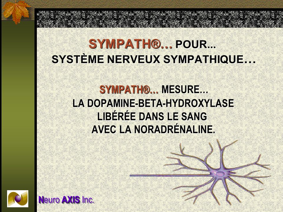 SYMPATH®… POUR...