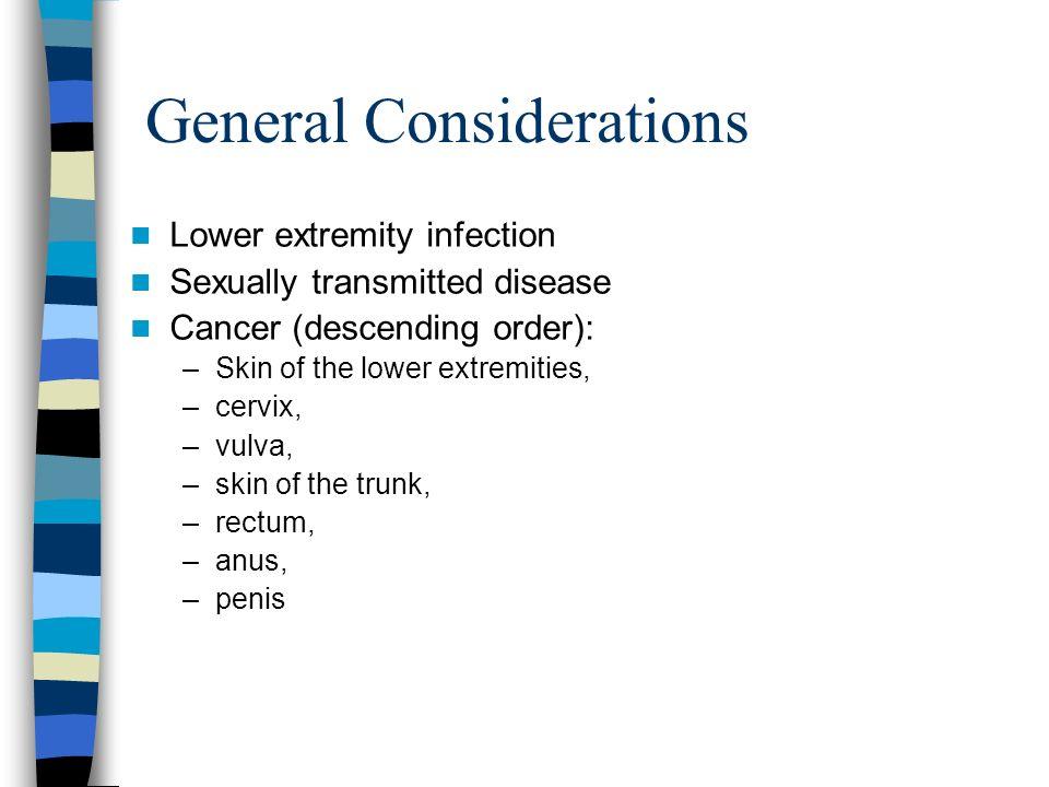 General Considerations
