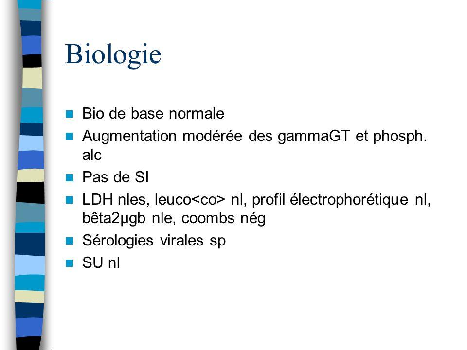 Biologie Bio de base normale