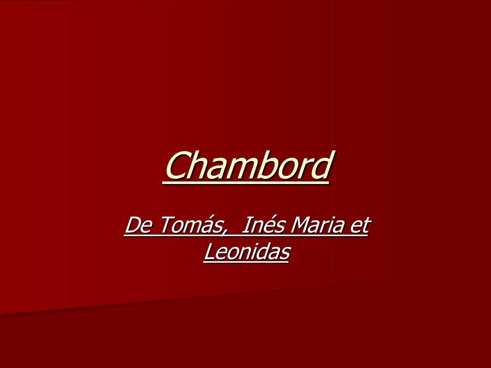 De Tomás, Inés Maria et Leonidas
