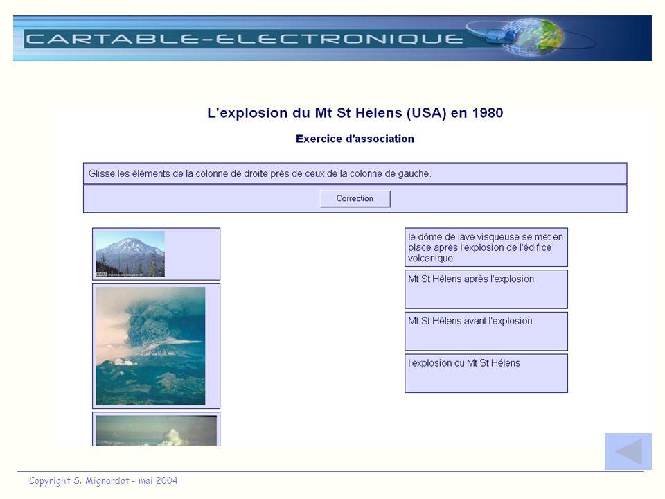 Copyright S. Mignardot - mai 2004