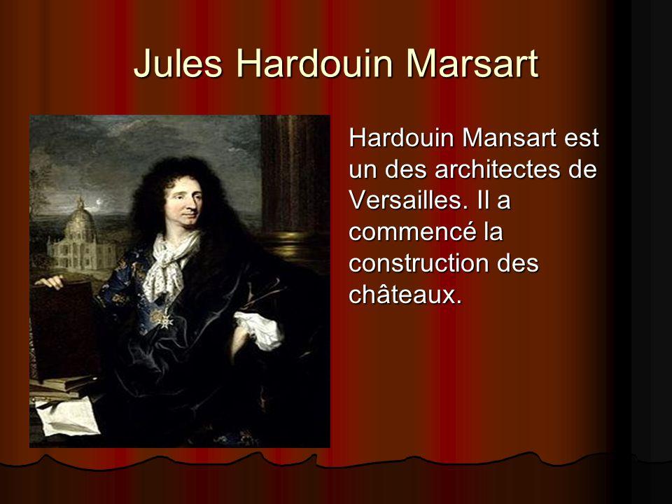 Jules Hardouin Marsart