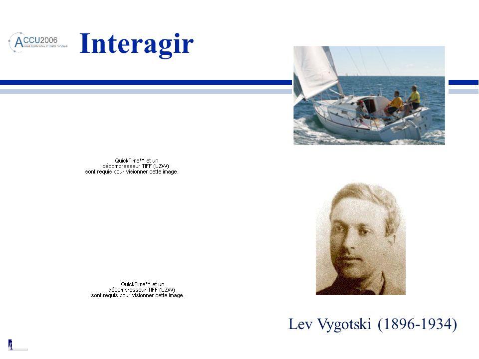 Interagir Lev Vygotski (1896-1934)