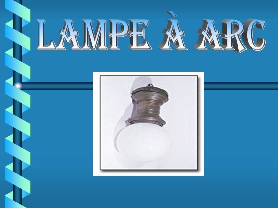 LAMPE À ARC