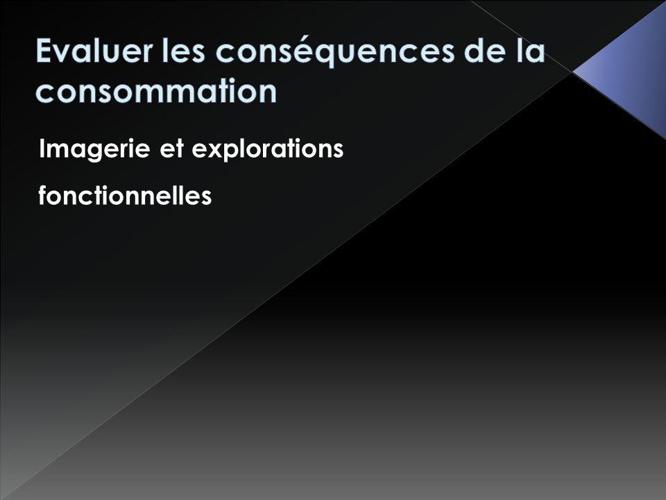 Evaluer les conséquences de la consommation