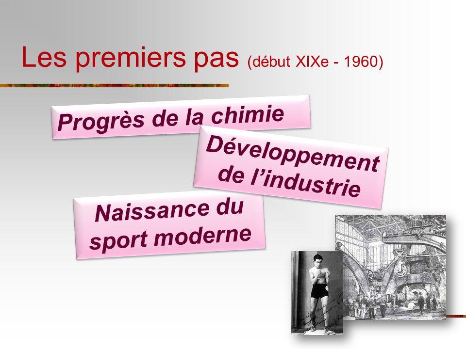 Les premiers pas (début XIXe - 1960)