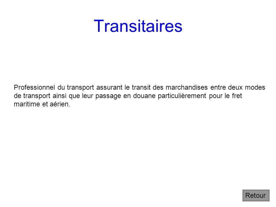 Transitaires