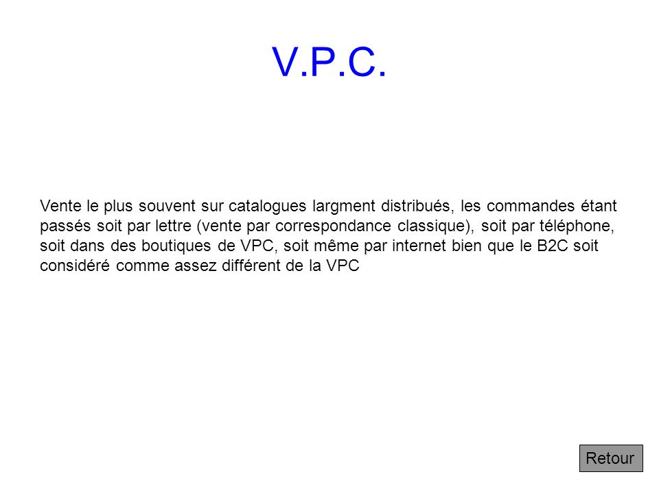 V.P.C.