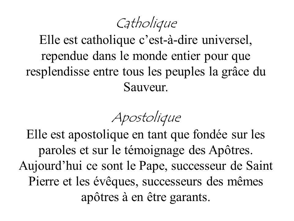 Catholique