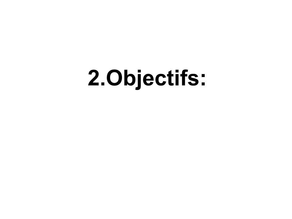 2.Objectifs: