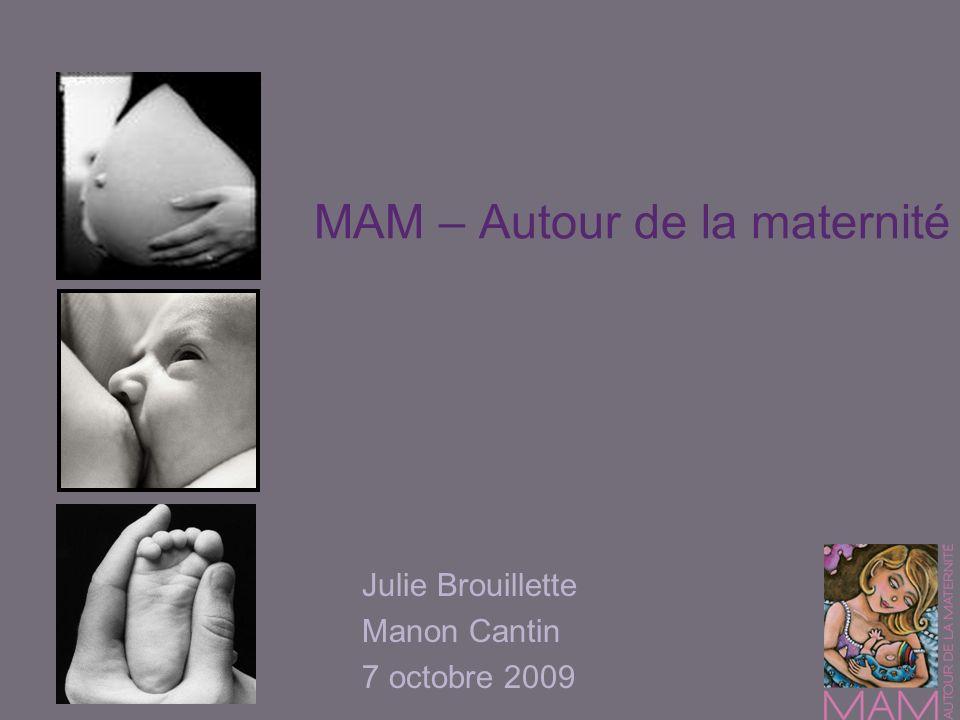 MAM – Autour de la maternité