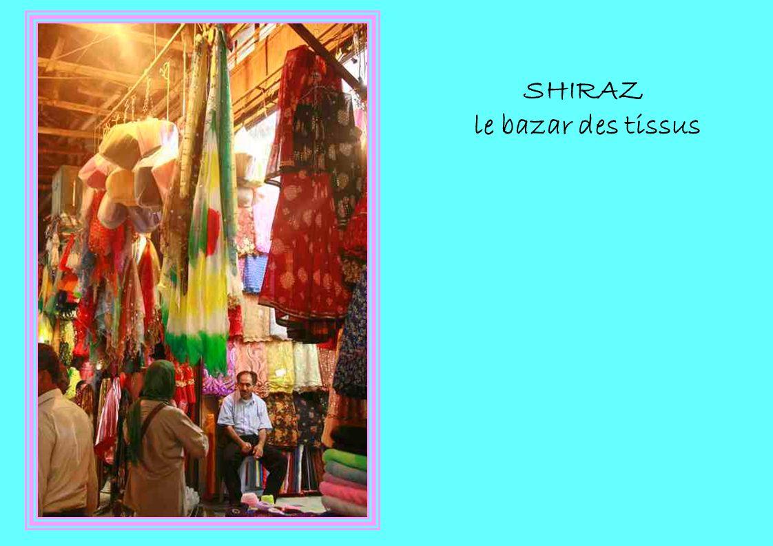 SHIRAZ le bazar des tissus