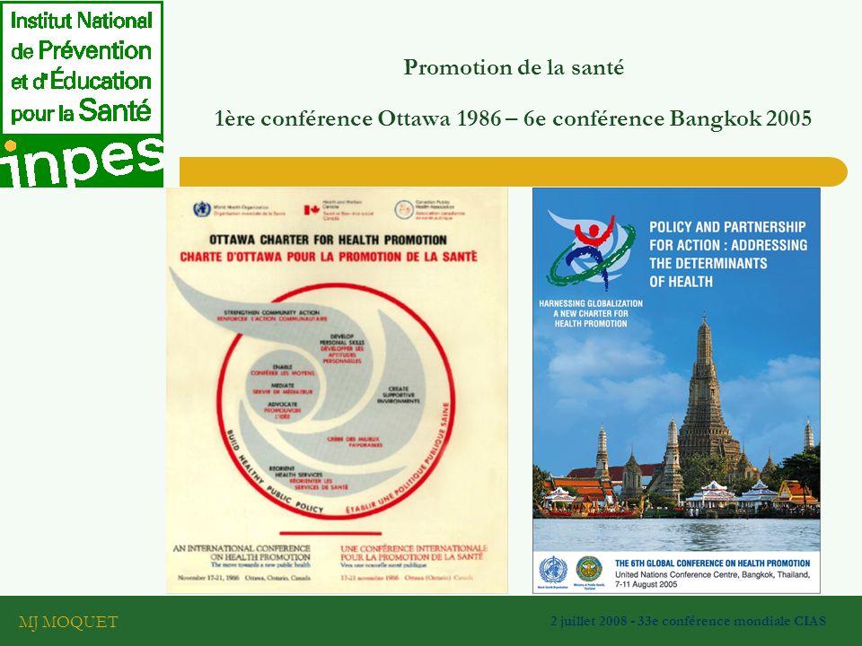 2 juillet 2008 - 33e conférence mondiale CIAS