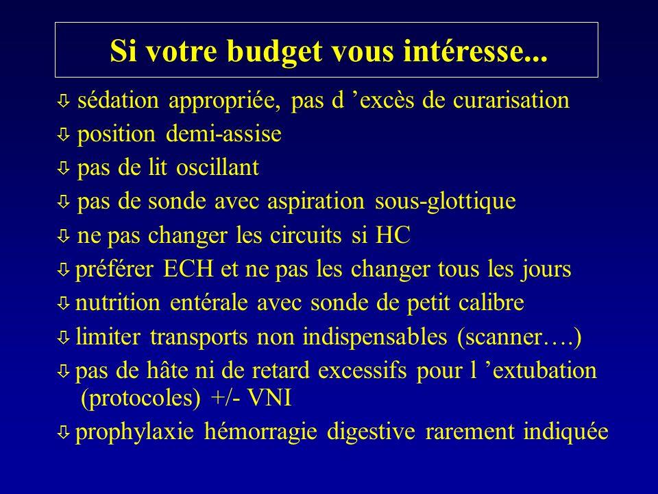 Si votre budget vous intéresse...