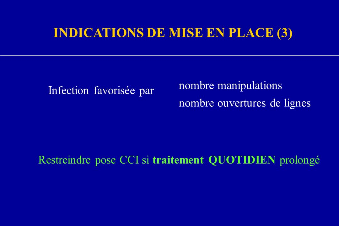INDICATIONS DE MISE EN PLACE (3)