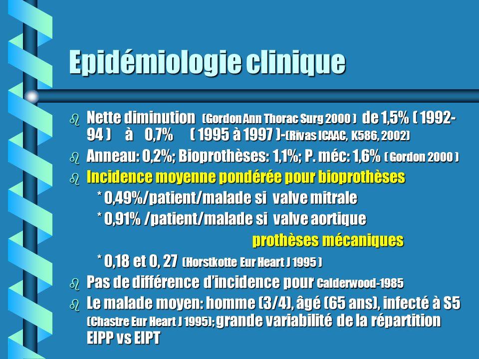 Epidémiologie clinique