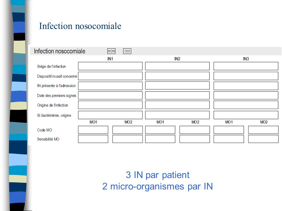 Infection nosocomiale