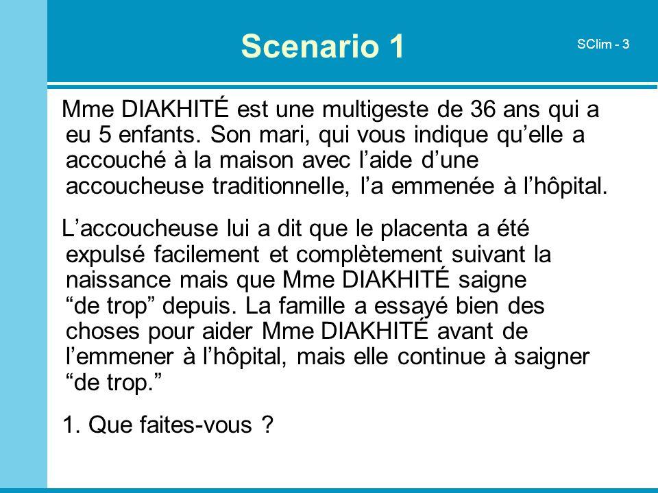 Scenario 1SClim - 3.