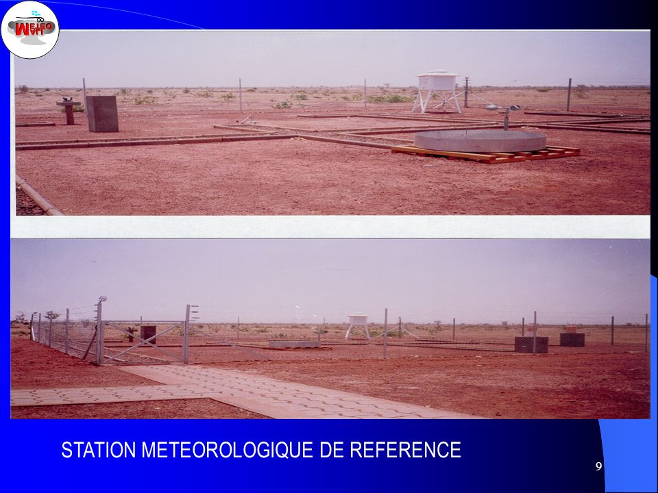 STATION METEOROLOGIQUE DE REFERENCE