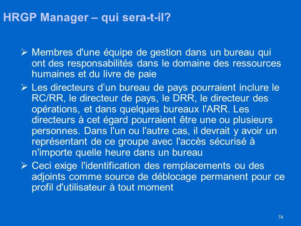 HRGP Manager – qui sera-t-il