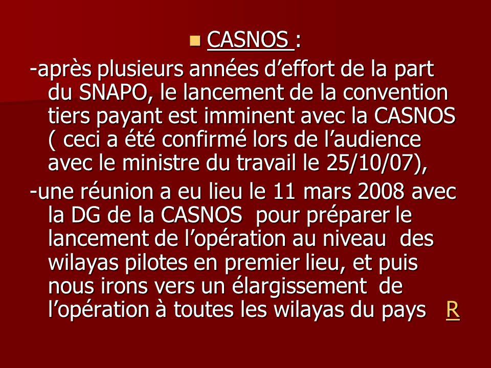 CASNOS :