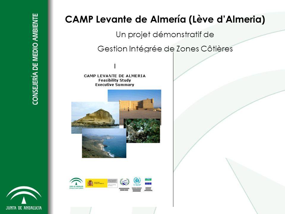 CAMP Levante de Almería (Lève d'Almeria)