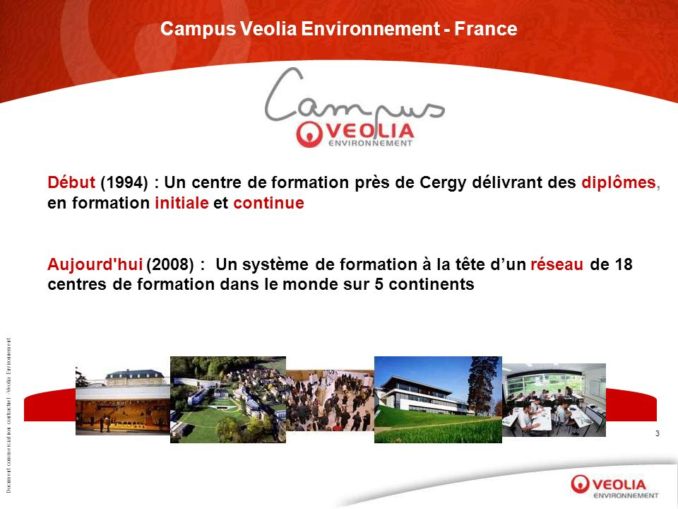 Campus Veolia Environnement - France