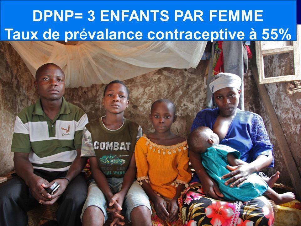 DPNP= 3 ENFANTS PAR FEMME