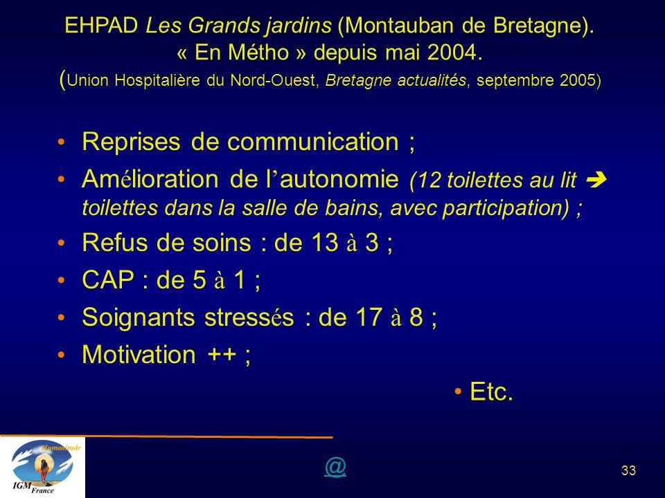 EHPAD Les Grands jardins (Montauban de Bretagne).