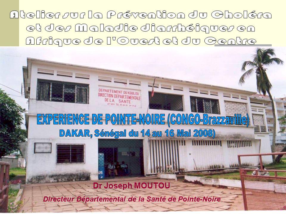 EXPERIENCE DE POINTE-NOIRE (CONGO-Brazzaville)