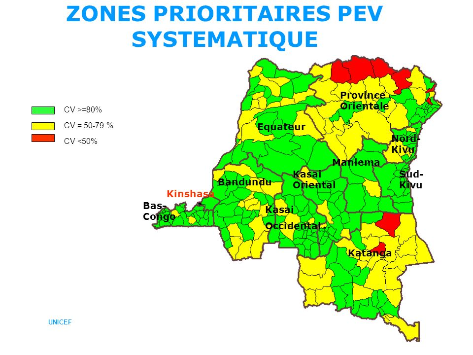 ZONES PRIORITAIRES PEV SYSTEMATIQUE