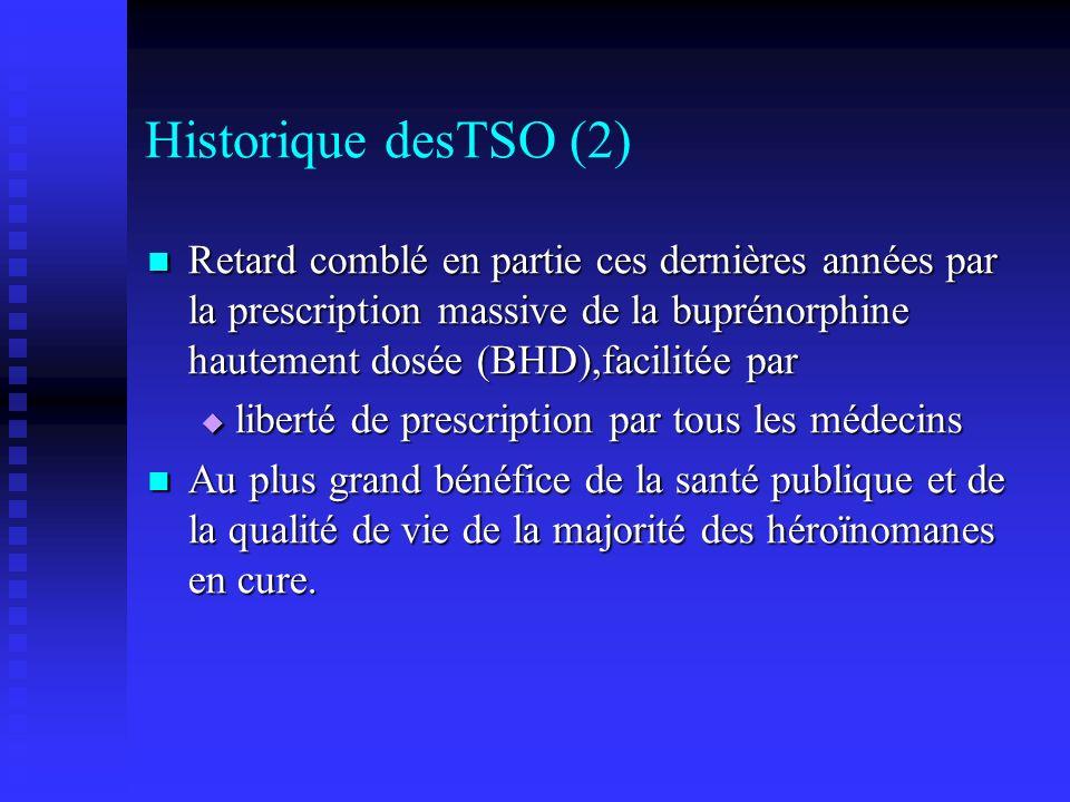 Historique desTSO (2)