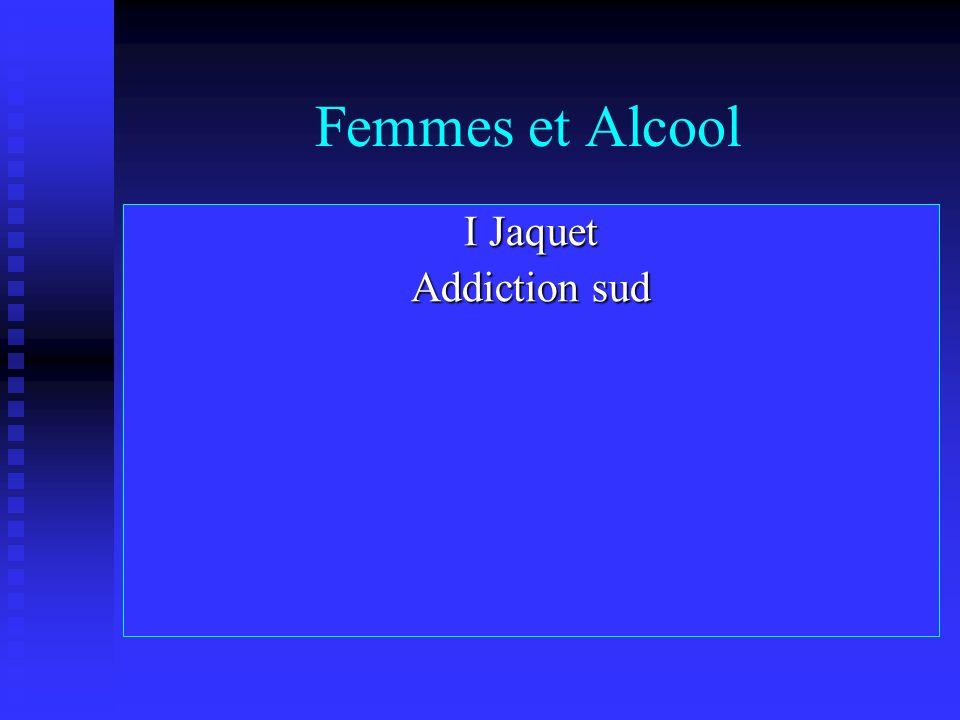 Femmes et Alcool I Jaquet Addiction sud