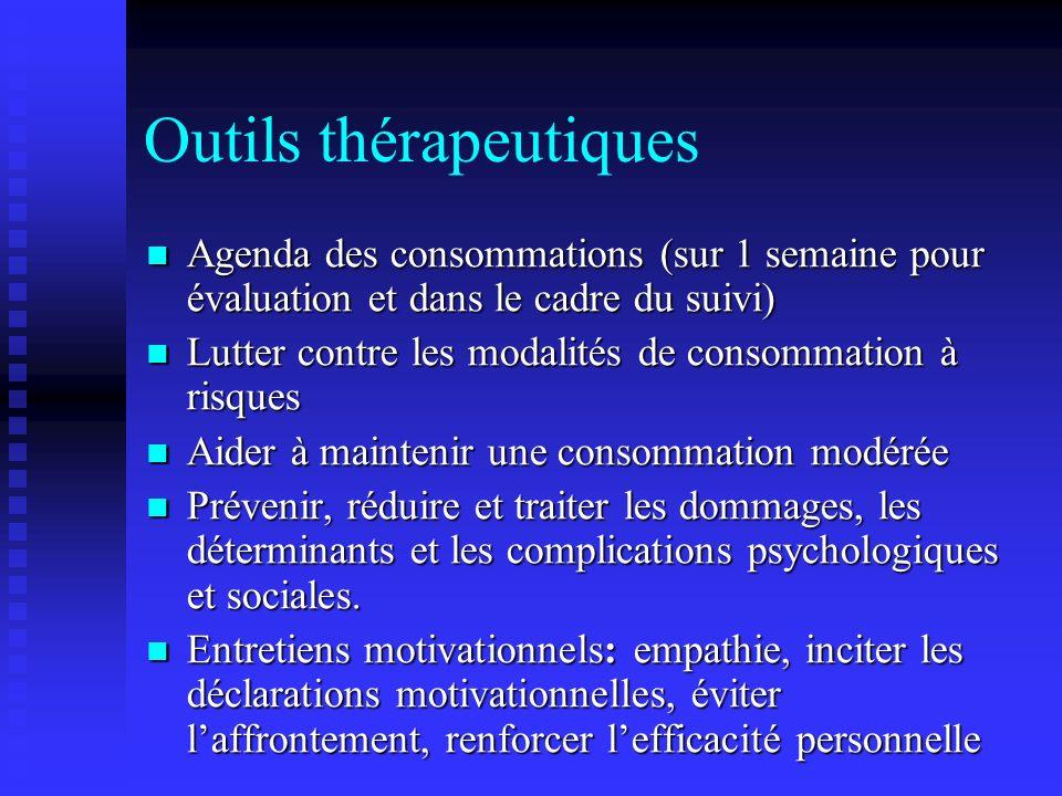 Outils thérapeutiques