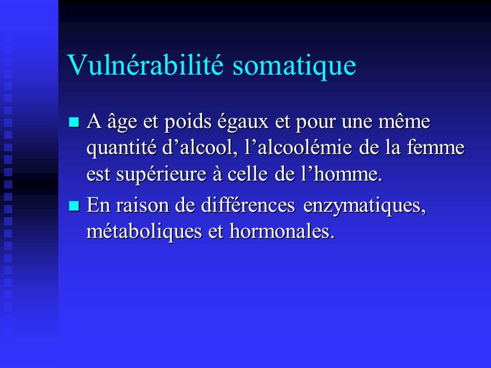 Vulnérabilité somatique