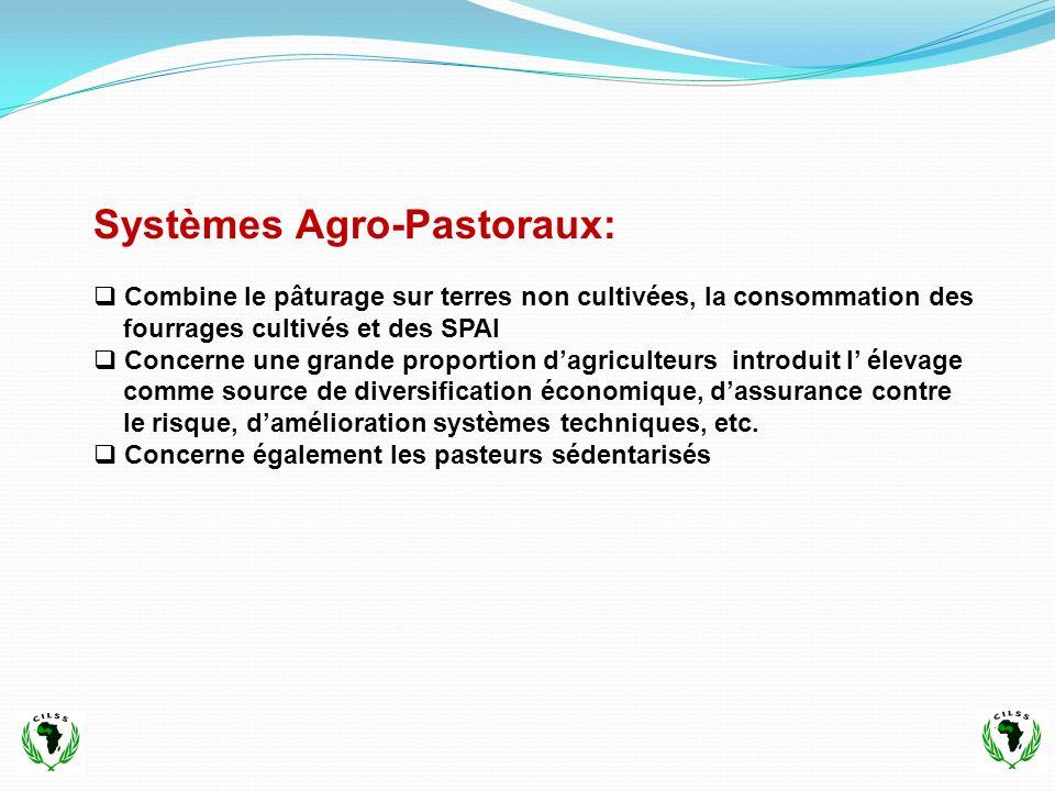 Systèmes Agro-Pastoraux: