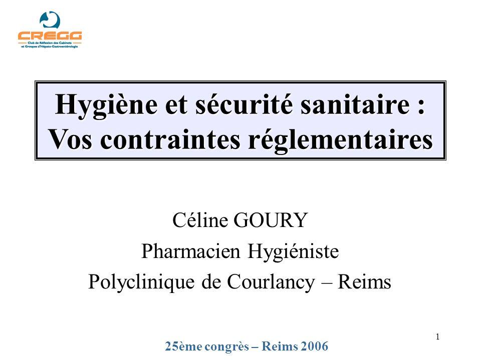 Hygiène et sécurité sanitaire : Vos contraintes réglementaires