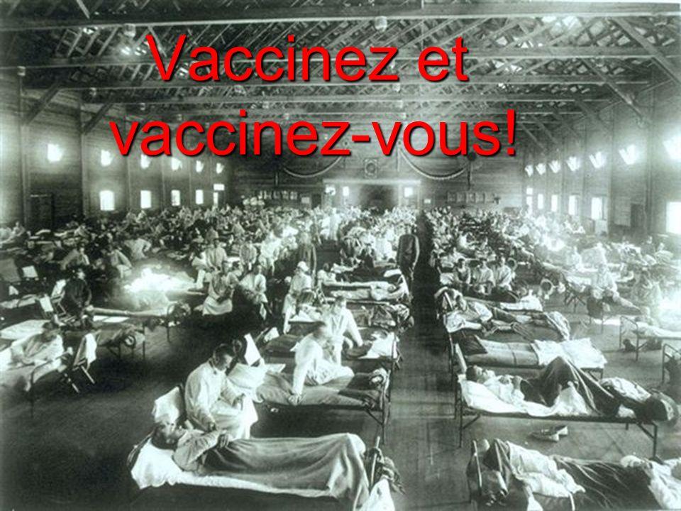 Vaccinez et vaccinez-vous!