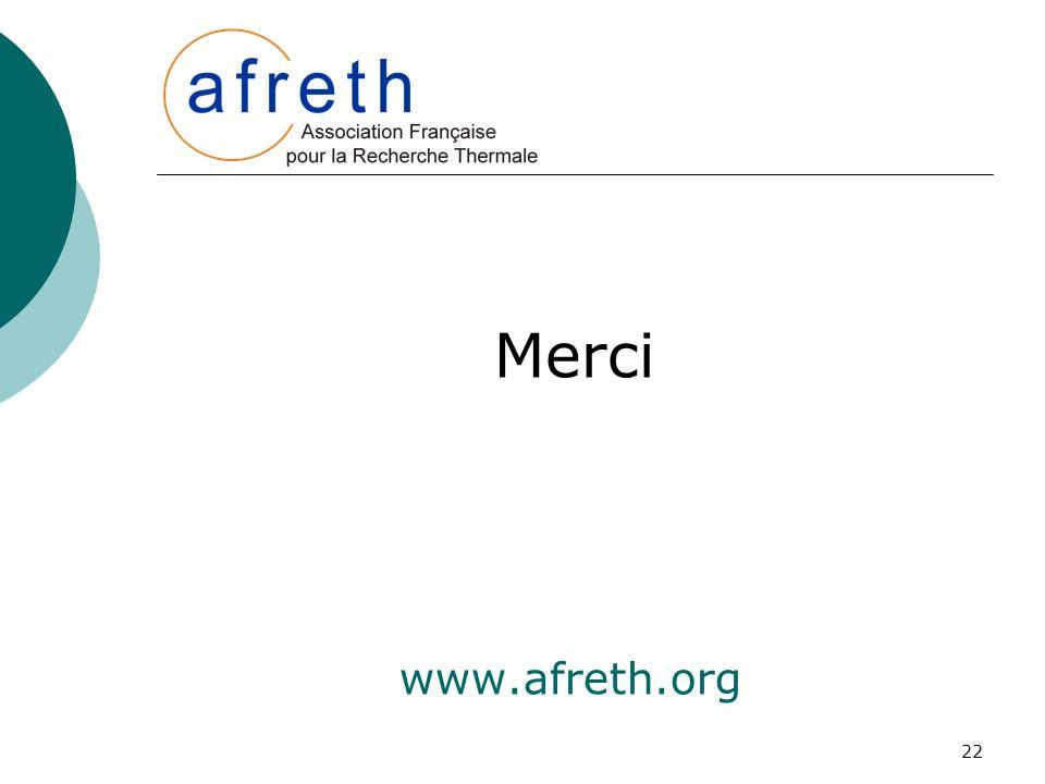 Merci www.afreth.org