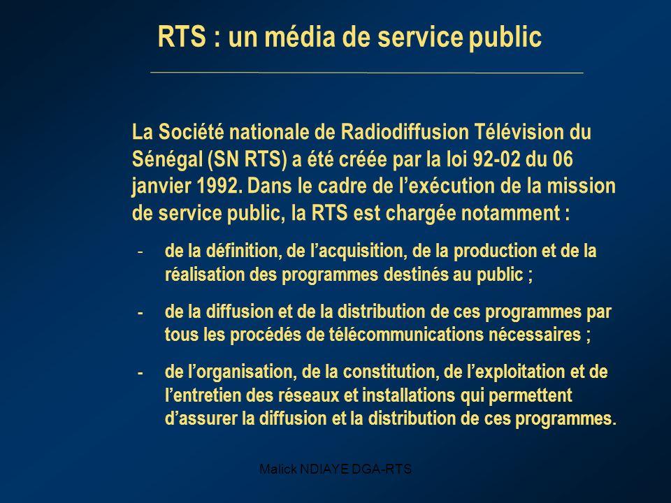 RTS : un média de service public