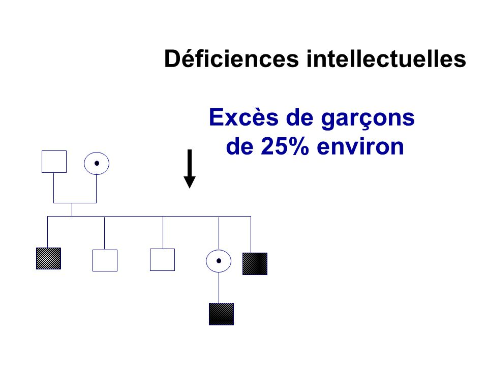 Déficiences intellectuelles