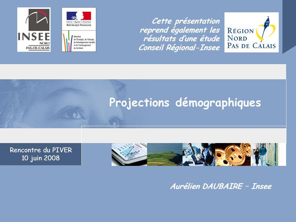 Projections démographiques