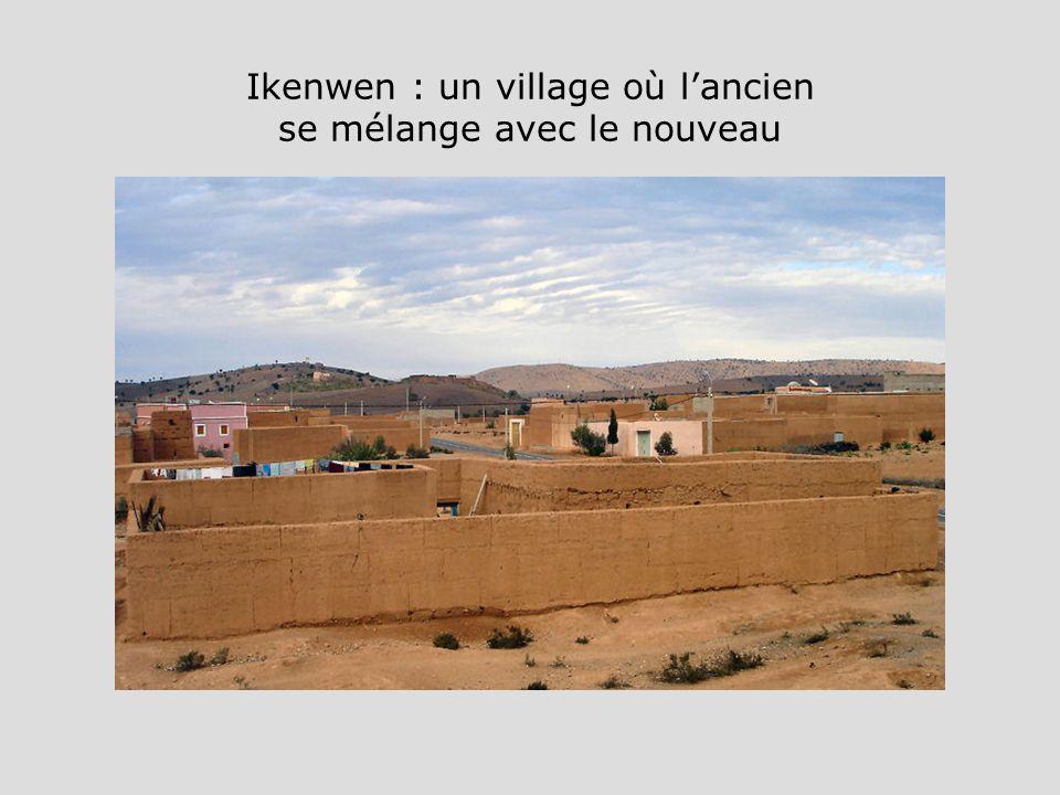 Ikenwen : un village où l'ancien se mélange avec le nouveau