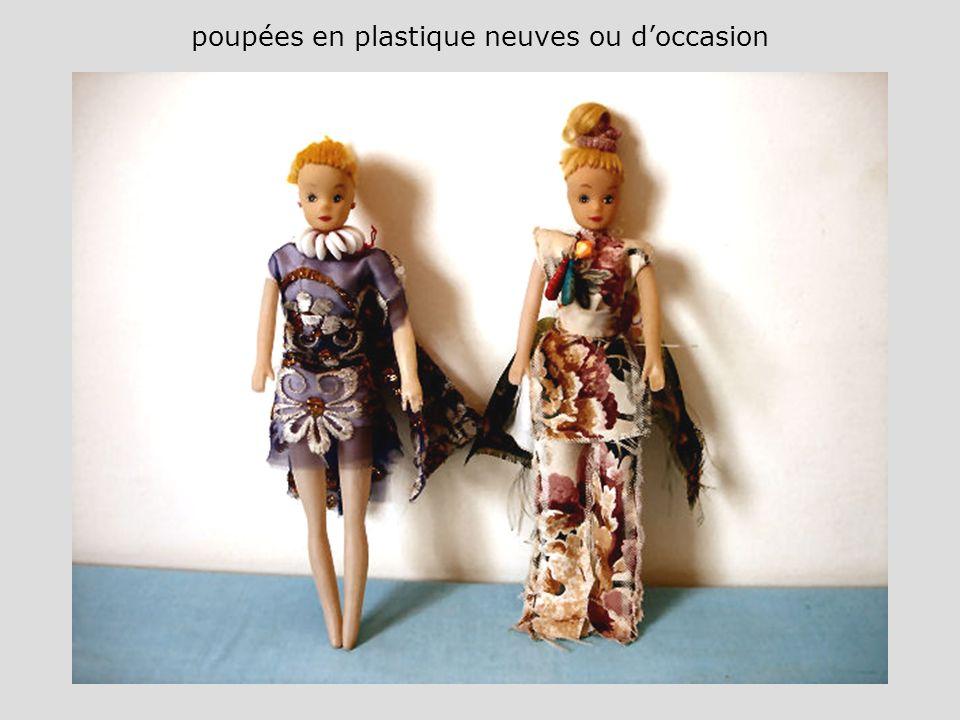 poupées en plastique neuves ou d'occasion