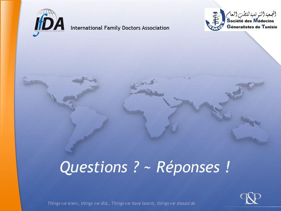 Questions ~ Réponses ! 26