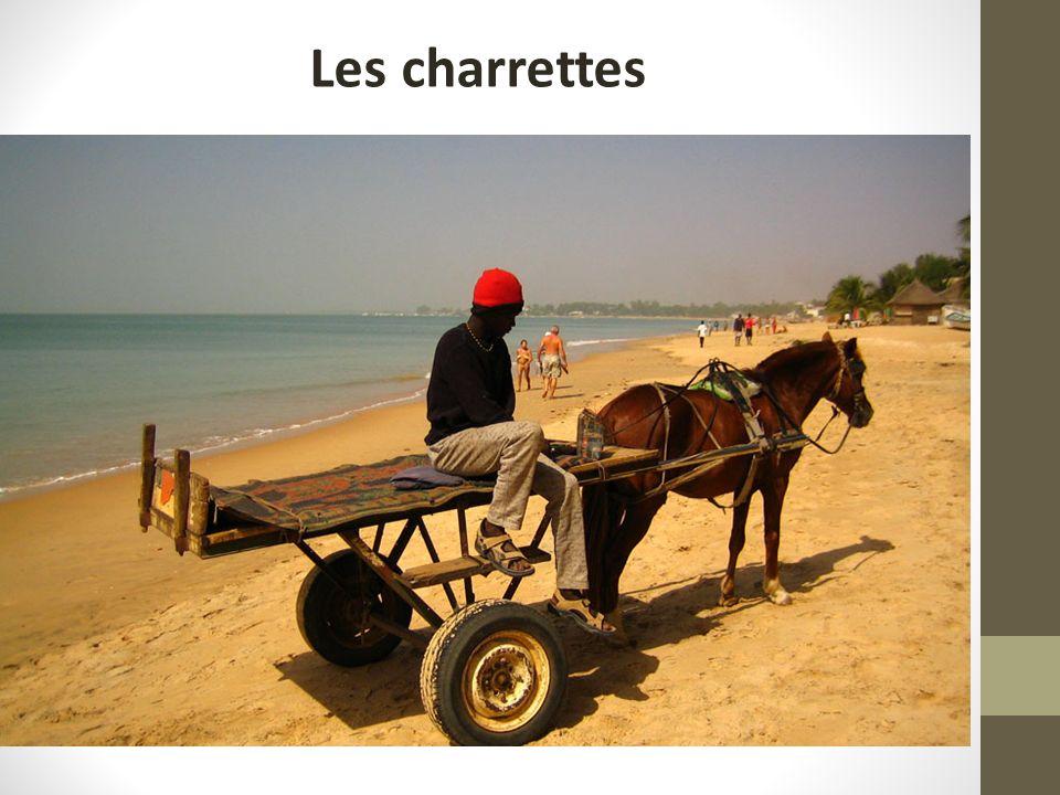 Les charrettes