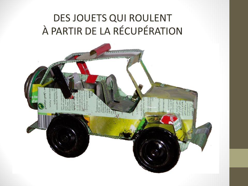 À PARTIR DE LA RÉCUPÉRATION